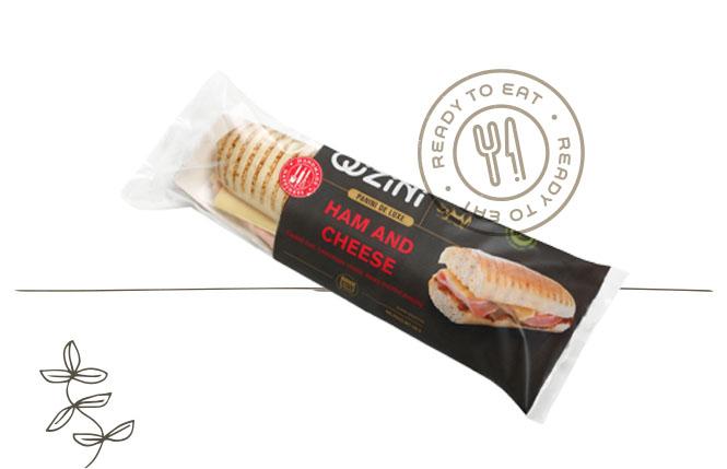 ham cheese premium